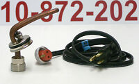Powerful 1500w Engine Block Heater Kit Fits 6.6l (401 Cid) Ford Engine