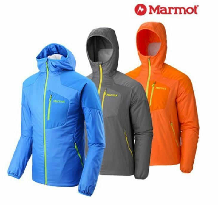 Marmot Isotherm Hoody Polartec Alpha insulation Hoody Isotherm 3a2f31
