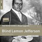 The Rough Guide to Blind Lemon Jefferson by Blind Lemon Jefferson (Vinyl, Aug-2013, World Music Network)