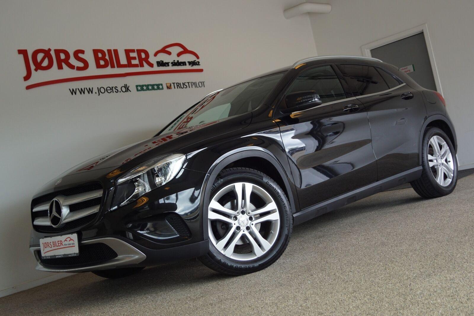 Mercedes GLA200 1,6  5d - 279.800 kr.