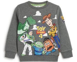 Disney-Toy-Story-4-Kids-Jumper-Hoodie-UK-Size-Age-1-5-2-Years