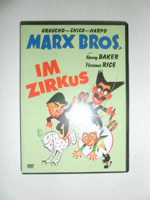Marx Brothers  - Im Zirkus (2004)  DVD      Marx Bros      201018