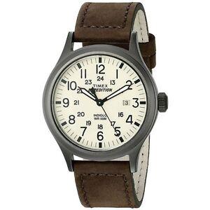 fe8d3f59b85a La imagen se está cargando TIMEX-para-Hombre-de-Cuarzo-Reloj-TIMEX -expedicion-
