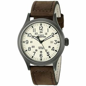 33e0357b486e La imagen se está cargando TIMEX-para-Hombre-de-Cuarzo-Reloj-TIMEX -expedicion-