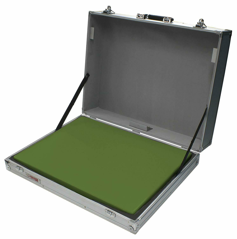 Rokuhan S059 Mini Briefcase Layout B Flat Type verde - Z