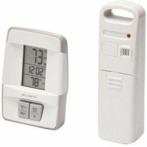 AcuRite 00782A3 Digital Easy Mount Wireless Sensor Thermometer