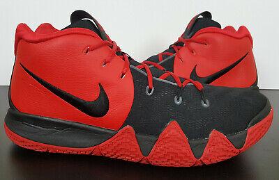 size 40 329f6 0fcdb NIKE KYRIE 4 ID NBA PE BASKETBALL SHOES RED BLACK RARE AR3867-994 (SIZE 16)  | eBay