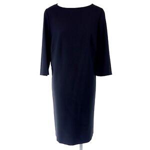 Basler Damen Kleid Gr 44 Xxl Schwarz Etuikleid Klassisch Viskose Np 229 Neu Ebay
