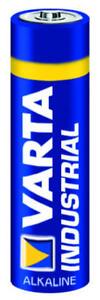 40x Varta Industrial 4006 Alkaline Batterie AA LR06 MN1500 Mignon 1,5 V Stilo R6
