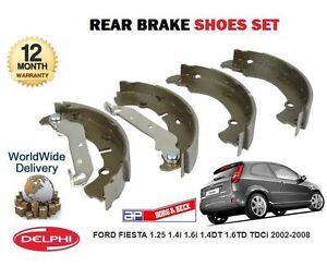 Ford Fiesta 1.25 1.3 1.4 1.6 1.4TDCi 1.6 TDCi Front Brake Disc Pads 2002-2008