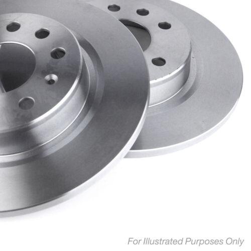 35 S 12 Genuine Mintex Front Brake Discs Pair x2 New Iveco Daily 35 C 12