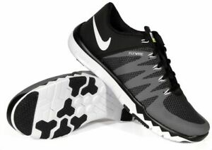 Nike Free Trainer 5.0 Fitness Shoe Men Black, White buy