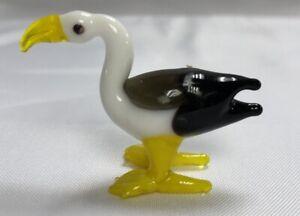 Small-Glass-Seagull-Figurine-Nautical-Bird-Ornament