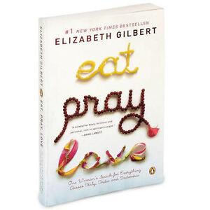Eat Pray Love Book Text