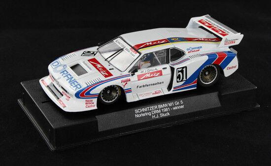 Racer seitwärts sw25 schnitzer bmw m1 gruppe 5 norisring drm 1981 1   32 - auto