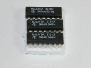 3pk-74ALS04N-Hex-Inverter-ICs