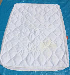 Sleep Number Select Comfort 5000 PT Queen Mattress Pillow Outer Cover Top&Bottom