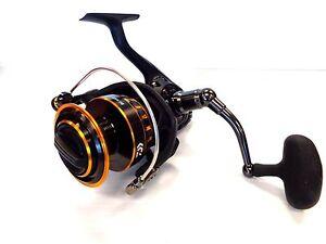 141e37fb292 Daiwa BG 5000 New Black and Gold Spinning Reel BG5000 - NEW ...