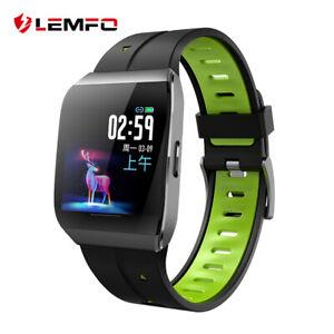 Lemfo-X1-Smart-Watch-IP68-Etanche-Cardiofrequencemetre-Grand-Ecran-Pour-Huawei