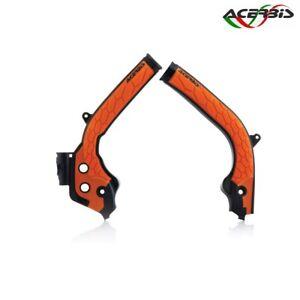 ACERBIS-0021726-313-COPRITELAIO-X-GRIP-KTM-SX-SXF-2016-Nero-Arancio