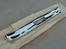 1974 74 1975 75 Plymouth Duster Dodge Dart Sport Rear Bumper RECHROME USA Chrome