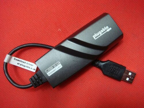 Plugable USB 2.0 to Gigabit Ethernet Wired LAN Network Adapter USB2-E1000