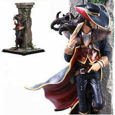 """League of Legends Lady Luck Is Smiling Twisted Fate LOL 11.81"""" Figure Figurine a"""