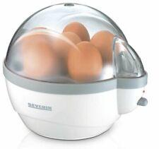 Artikelbild Severin EK 3051 Weiss-Grau Eierkocher für bis zu 6 Eier
