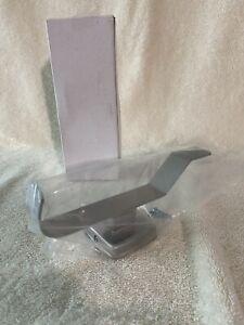 Gamco 2 Hook Stainless Steel Towel Hook Double Robe Wall Mount With Screws New Ebay