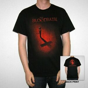 BLOODBATH-Damian-T-shirt-NEW-LARGE-ONLY