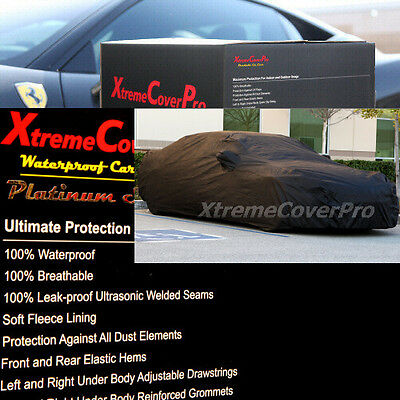 1988 1989 1990 1991 1992 1993 Volvo 240 Breathable Car Cover w//MirrorPocket