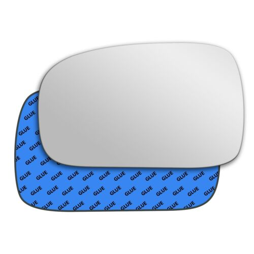 Right Hand Driver Side Mirror Glass for Peugeot 306 1993-2002 0167RS