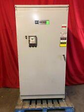 Eaton Cutler Hammer 500tpcsd431 Autovar Power Capacitor Bank 500 Kvar 480 V
