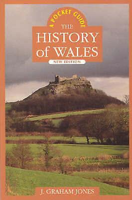 1 of 1 - The History of Wales by John Graham Jones (Hardback, 1998)