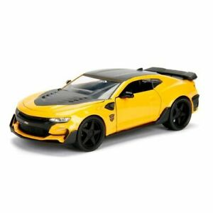 Highly Collectible High Quality Transformers Chevy Camero 1:24 Hollywood Ride