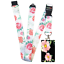 Beautiful-FLOWERS-Standard-size-ID-badge-holder-and-lanyard-neck-strap-gift thumbnail 40