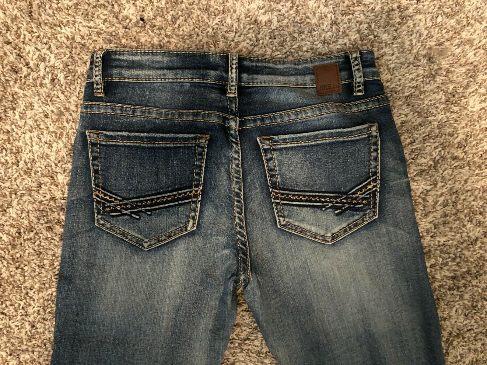 BKE Denim Payton Straight Size 25 0