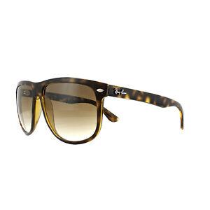 984d37e1211 Image is loading Ray-Ban-Sunglasses-4147-Light-Havana-Brown-Gradient-