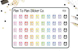 1390~~Christmas Baking Planner Stickers.