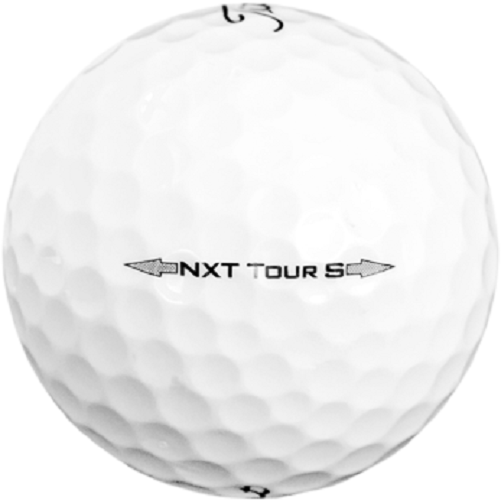 100 Titleist NXT Tour S Mix Years Near Mint Used Golf Balls AAAA - Free Shipping