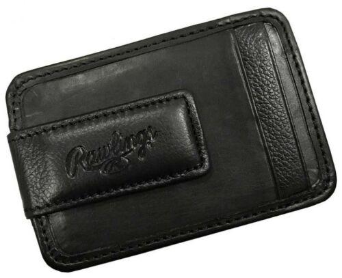 Rawlings Quagga Bases Loaded Magnetic Money Clip Wallet Baseball RW80002-001