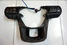 TOYOTA HILUX REVO 2016 CARBON KEVLAR STEERING WHEEL SWITCH MODE CONTROL