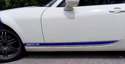 !SALE Mazda MX-5 Sticker Fender Window Door Brake Caliber Car Vinyl Decal