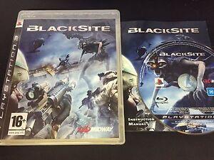 PS3 : blacksite
