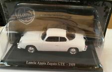 """DIE CAST """" LANCIA APPIA ZAGATO GTE - 1959 """" + TECA RIGIDA BOX 2 SCALA 1/43"""