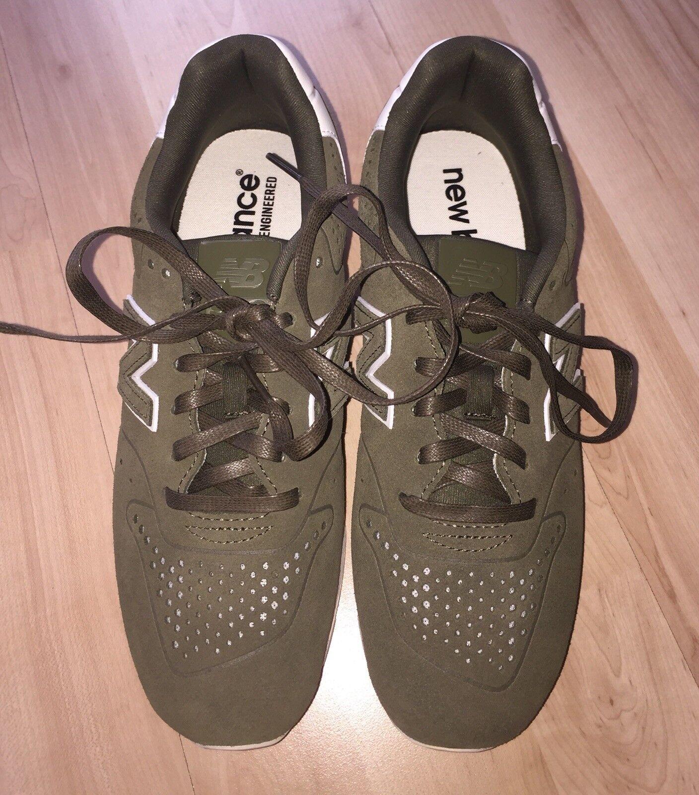 New Balance 996 Damen Turnschuh Sneakers grün Gr. 38,5 TOP Zustand ohne Mängel
