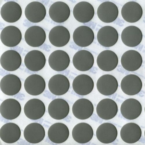 13mm SELF ADHESIVE DECORATIVE SCREW HOLES NAIL CAMS COVER CAPS FURNITURE KITCHEN
