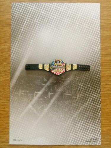 WWE Mattel Elite Championship Ceinture Accessoires WWF Tag ECW WCW nous Spinner Femmes NXT