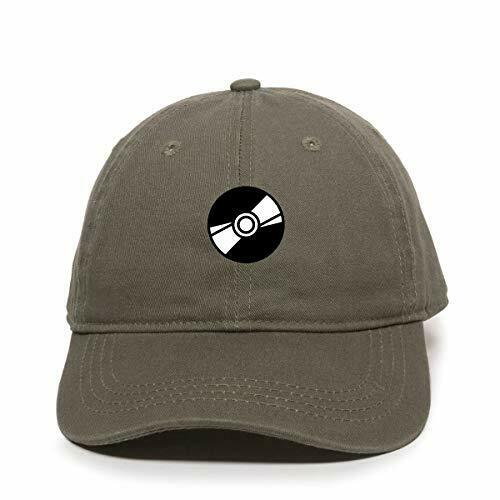 DSGN By DNA CD DJ Baseball Cap Embroidered Cotton Adjustable Dad Hat