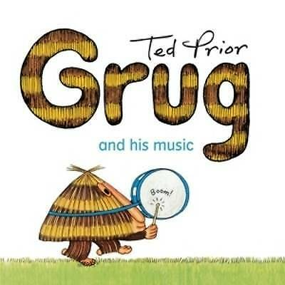 1 of 1 - NEW, TED PRIOR. GRUG AND HIS MUSIC. 9780731814046